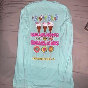 Comfort colors The Sugar Shak